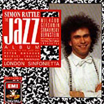 The Simon Rattle Jazz Album (CD)