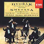 Dvorák & Smetana: String Quartets (CD)