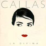 Produktbilde for Maria Callas - La Divina (CD)