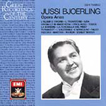 Jussi Björling Sings Operatic Arias (CD)