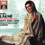 Delibes: Lakmé (highlights) (CD)
