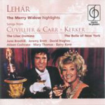 Lehár: The Merry Widow - excs (CD)