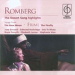Romberg: The Desert Song - excs (CD)