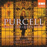 Purcell: Music for Queen Mary (CD)