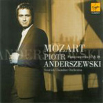 Mozart: Piano Concertos Nos 17 and 20 (CD)