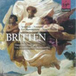 Britten: Les Illuminations; Nocturne; Serenade (CD)