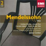 Mendelssohn: Elias (CD)