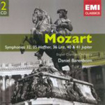 Produktbilde for Mozart: Symphonies Nos 32, 35, 36, 40 and 41 (CD)