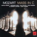 Mozart: Mass in C minor, K427; Masonic Funeral Music, K477 (CD)