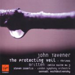 Britten: Cello Suite No 3; Tavener: The Protecting Veil; Thrinos (CD)