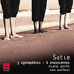 Satie: Piano Works (CD)
