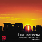 Winchester Cathedral Choir - Lux Aeterna (CD)