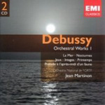 Debussy: Orchestral Works, Vol 1 (CD)