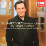 Tchaikovsky: Overtures and Fantasias (CD)
