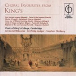 Choral Favourites from King's (CD)
