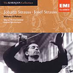 Strauss, Johann II & Josef: Polkas and Waltzes (CD)