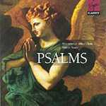 Psalms - Choir of Westminster Abbey (CD)