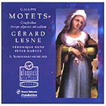 Galuppi: Motets (CD)