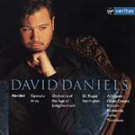 Handel: Operatic Arias (CD)
