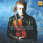 Le Boeuf sur le toit - French Works for Violin and Orchestra (CD)