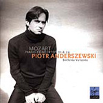 Mozart: Concertos for Piano and Orchestra Nos 21 and 24 (CD)