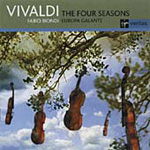 Vivaldi: Four Seasons (CD)