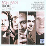 Schubert: Piano Quintet 'The Trout' (CD)