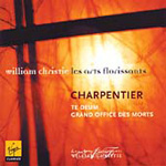 Charpentier: Grand Office des Morts; Te Deum (CD)