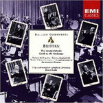 Produktbilde for Britten: The Young Person's Guide to the Orchestra (CD)