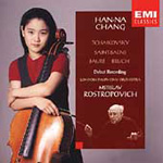 Works for Cello and Orchestra (CD)
