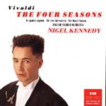 Nigel Kennedy - Vivaldi: The Four Seasons (CD)