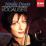 Vocalises (CD)