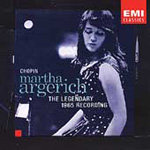 Martha Argerich - The Début Recording (CD)