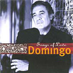 Domingo - Songs of Love (CD)