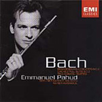 Bach: Brandenburg Concerto No.5; Orchestral Suite No.2 etc (CD)