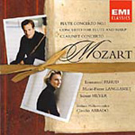 Produktbilde for Mozart: Flute and Harp, Clarinet Concertos; Flute Concerto No. 1 (CD)