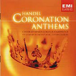 Handel: Coronation Anthems (CD)