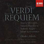 Verdi: Requiem (CD)