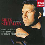 Leif Ove Andsnes - Grieg: Piano Concerto Op 16; Schumann: Piano Concerto Op 54 (CD)