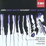 Adès; Schubert: Piano Quintets (CD)