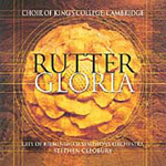 Rutter: Gloria; Magnificat (CD)