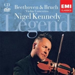 Nigel Kennedy - Legend: Beethoven & Bach (CD)