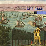Bach, CPE: Symphonies; Cello Concertos (CD)