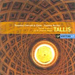 Tallis: Choral Works (CD)