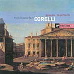 Corelli: Violin Sonatas (CD)