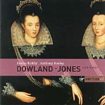 Dowland; Jones: Lute Songs (CD)