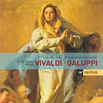 Galuppi; Vivaldi: Motets and Sacred Works (CD)