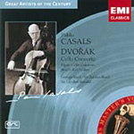 Bruch: Kol Nindrei; Dvorák; Elgar: Cello Concertos (CD)