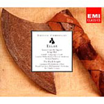 Elgar: Choral Works (CD)