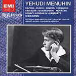 Menuhin - Violin Encores (CD)
